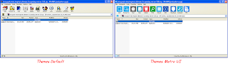 Themes Default+Metro UI