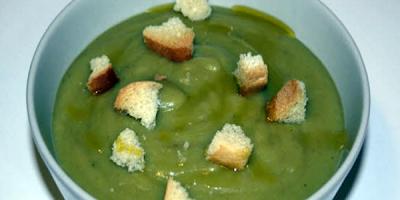 recetas de cocina sopa de crema de arvejas