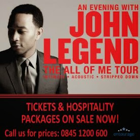 John Legend - All of Me Tour