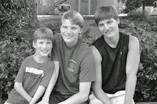 Aaron, Elijah and Ben