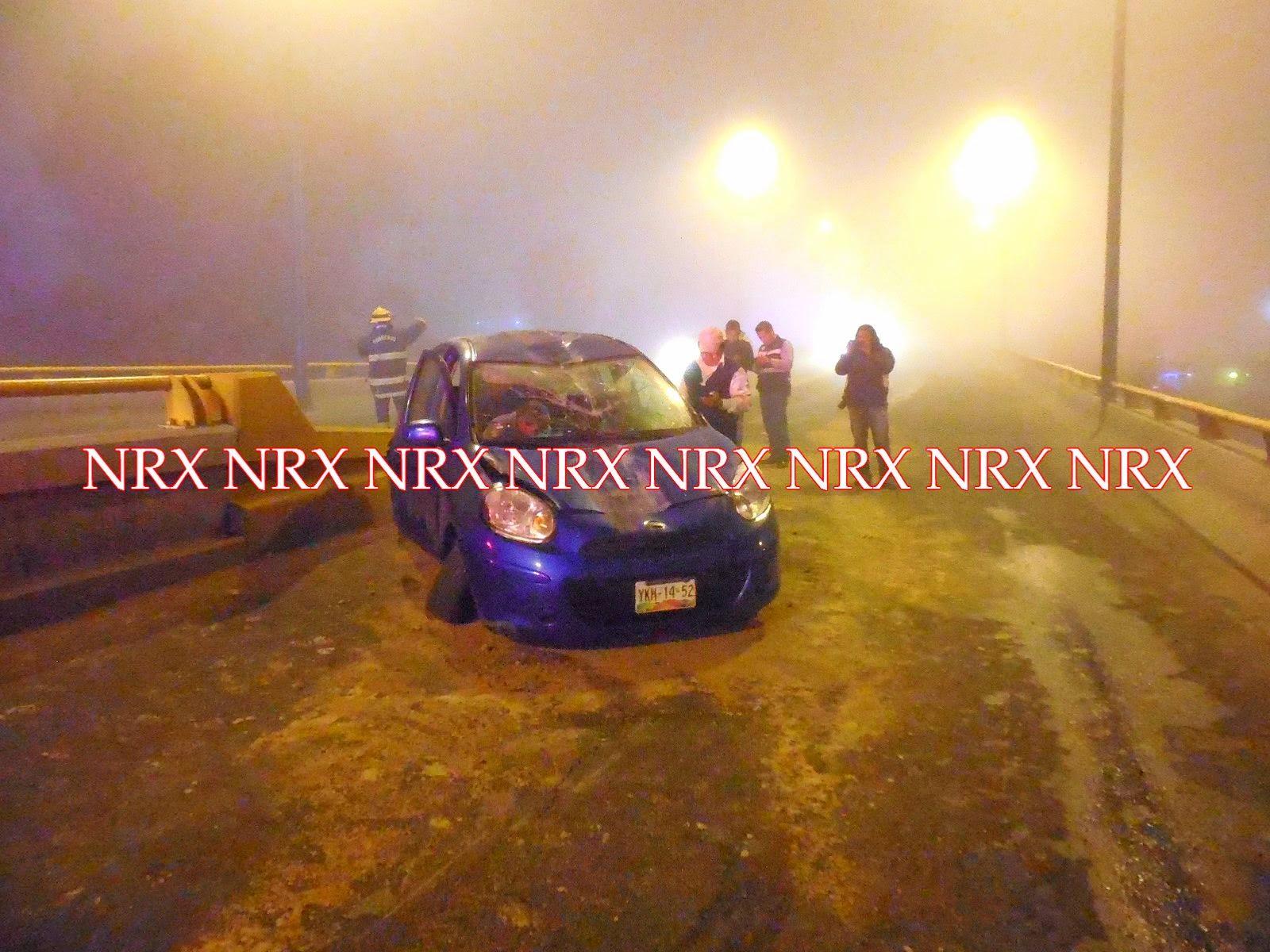 Circuito Presidentes Xalapa : La nota roja de xalapa destrozan miniauto tras volcadura