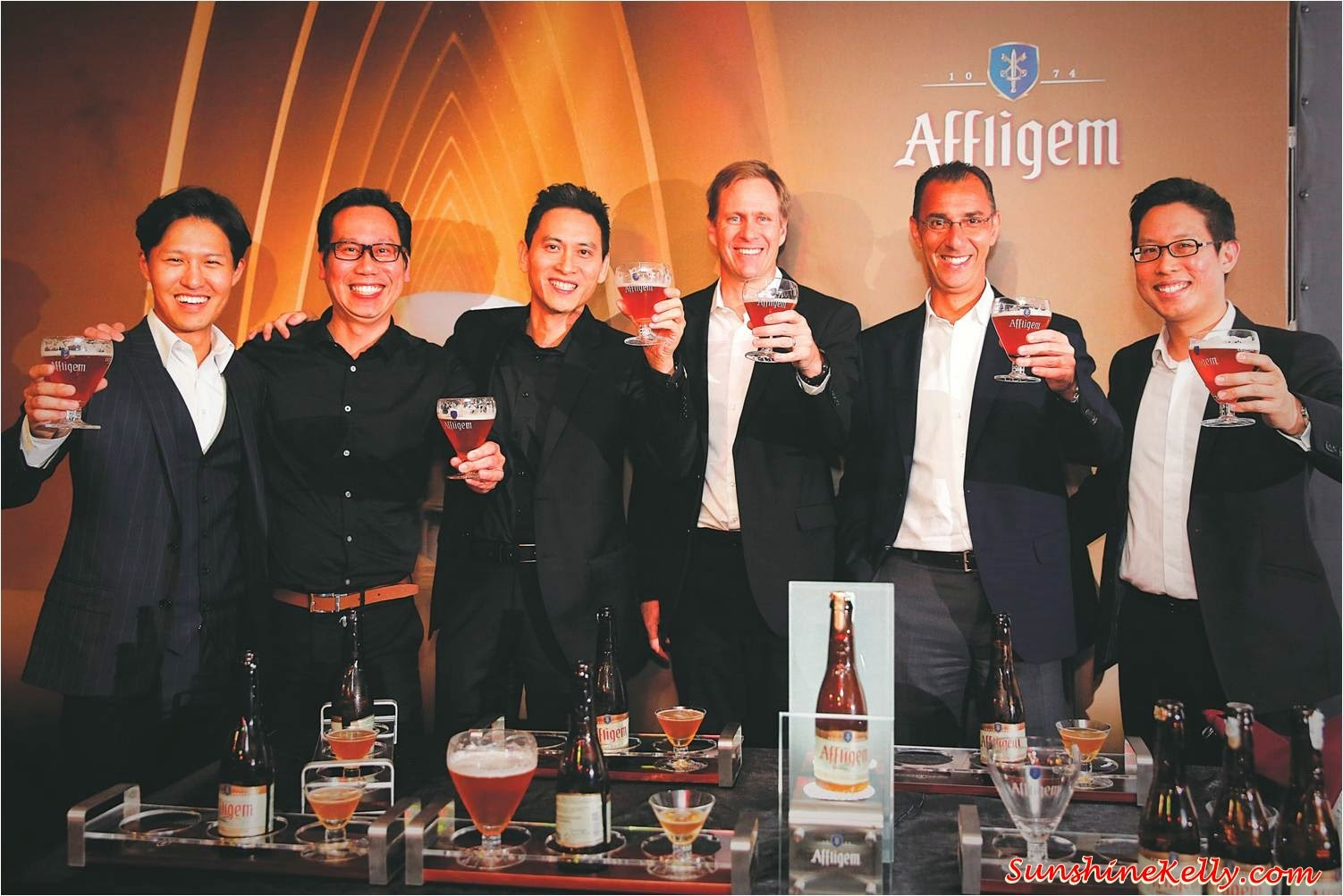 Affligem A Legacy of Craft Brew, Affligem, Craft Brew, Belgium Beer, Belgian Beer, Belgian Brew, Affligem Media Launch Hilton KL