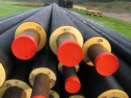 shrink sleeves for preinsulated pipe