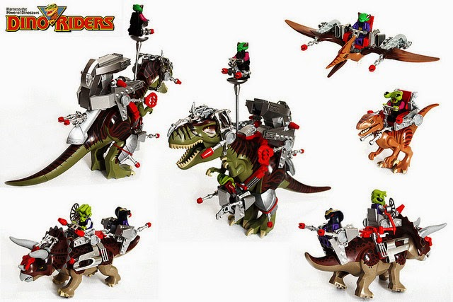 The blog that time forgot 8 year old previews lego - Lego dinosaures ...