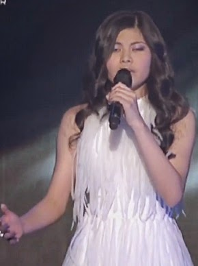 15 - Year  Old  Filipina,  Marlisa  Punzalan,  in  X-Factor - Australia  Finals!