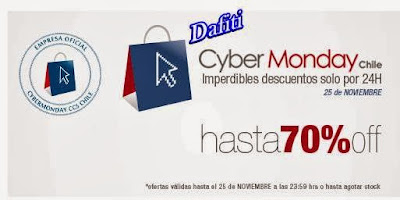 cyber monday dafiti chile 25-11-13