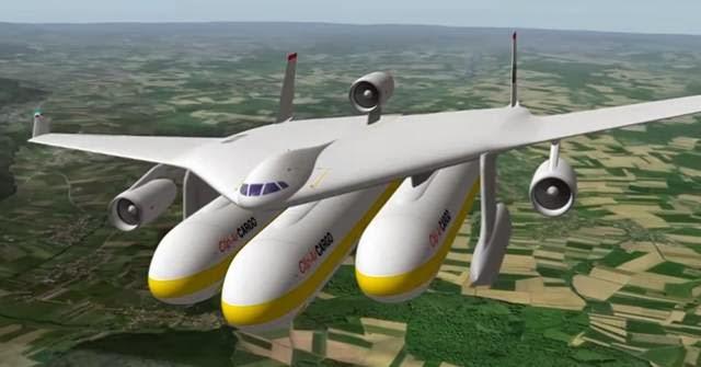 pesawat clip air
