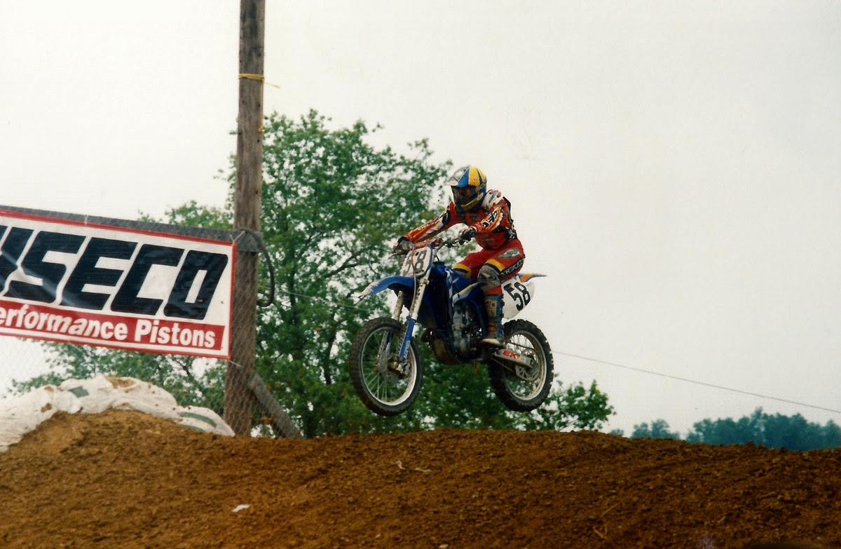 Ty Wallace High Point 1998