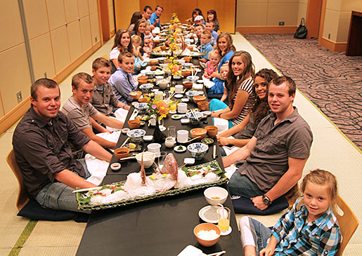 The Duggar family Blog: Duggars do Asia part 1: Recap