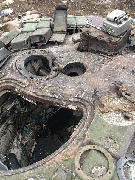 Sobre los T-64 y su desempeño en Ucrania B3eAd4KCQAAq_cV
