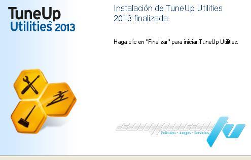 TuneUp Utilities 2013 v13.0 Español Descargar 1 Link