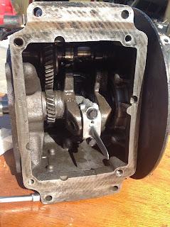 robert 39 s projects kohler k341 engine overhaul Market Diagram