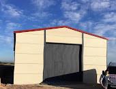 Fabricación paneles de hormigón