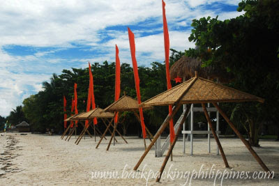 bohol anda white beach cottages