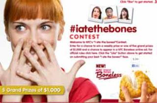 KFC I Ate The Bones