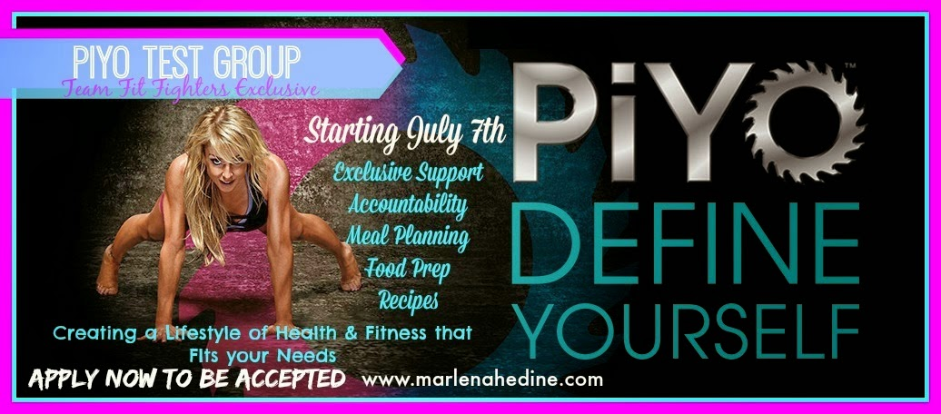 Exclusive Piyo Test Group