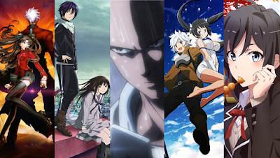 Inilah Anime Terbaik Selama 2015, Segera Tonton!