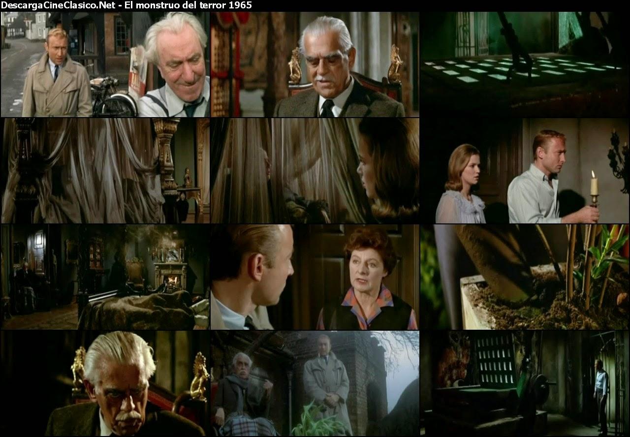 El monstruo del terror (1965 - Die, Monster, Die!)