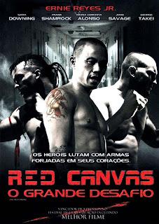 Red Canvas: O Grande Desafio - DVDRip Dublado