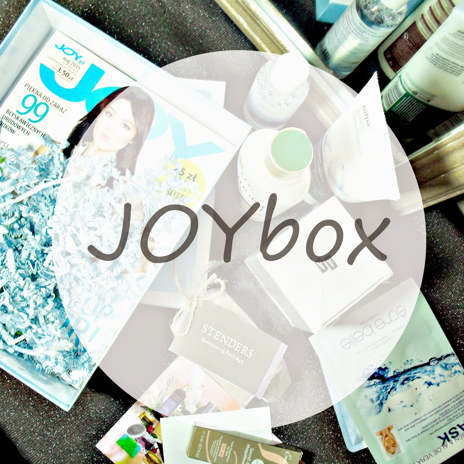 JOY BOX | Wiosna Trendy