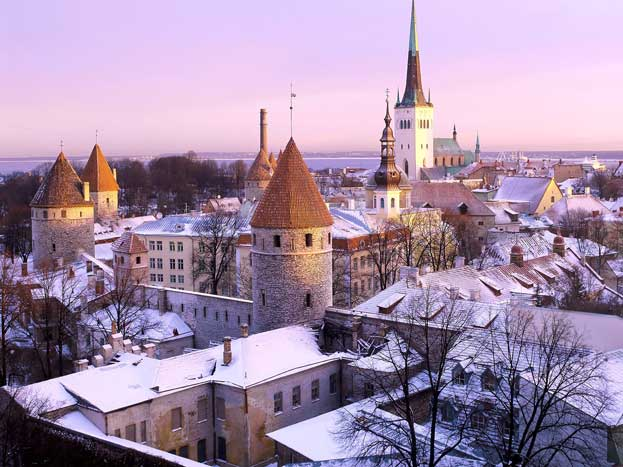 Historic Centre Old Town of Tallinn