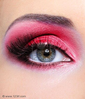 bright eyeshadow makeup. makeup bright eyeshadow