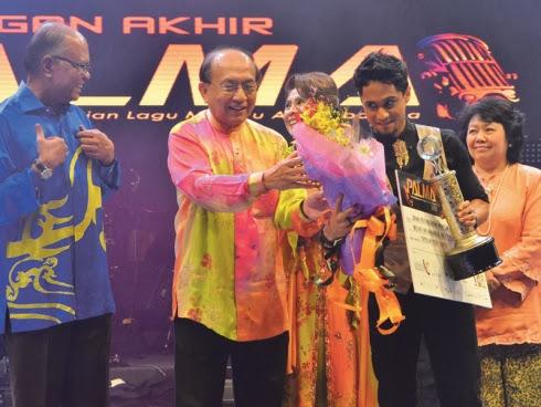Kembali martabat lagu Melayu