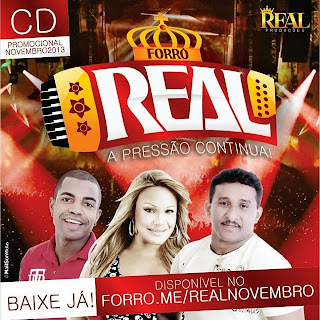 FORRO REAL AO VIVO NA 44ª FESTA DA BANANA - 09.11.2013