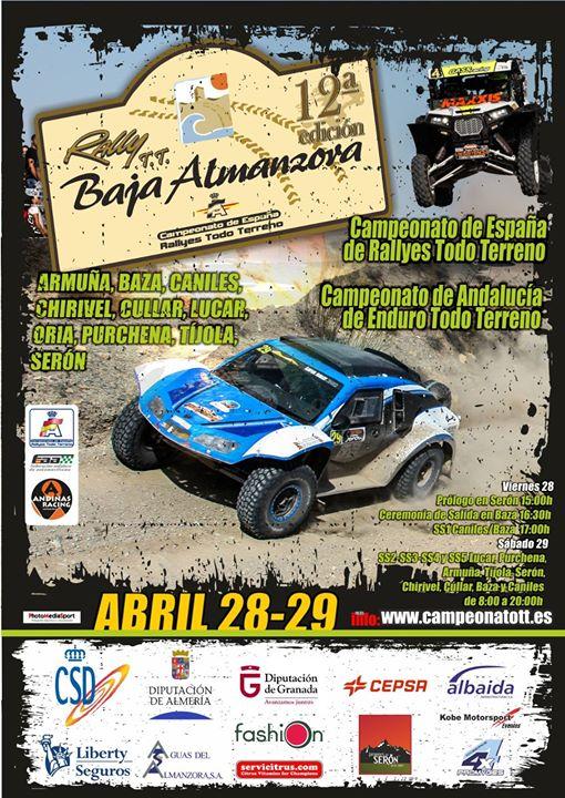 12º Rally TT Baja Almanzora