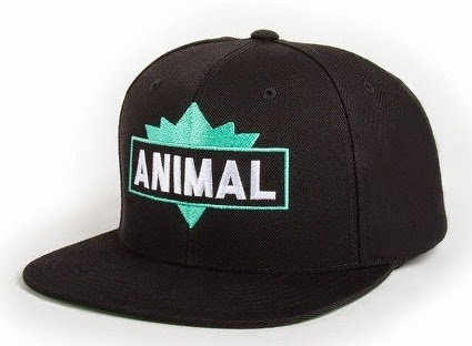 Gorras ANIMAL ajustables $65.000