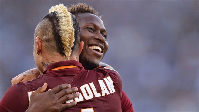 VIDEO Lazio 1 - 2 Roma Serie A Highlights