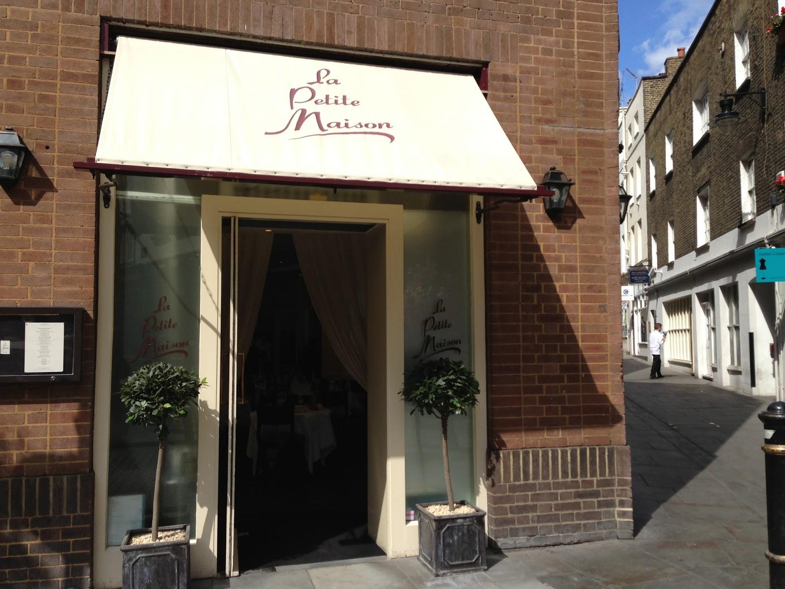 La petite maison mayfair london luxury travel review for Maison london