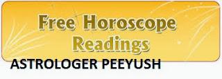 FREE HOROSCOPE READING