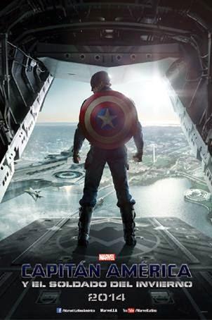 Capitan America 2: El Soldado de lnvierno (2014) Online