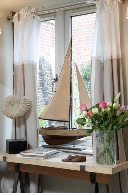 4bildcasa idee per una casa raffinata parte seconda for Romantische gordijnen