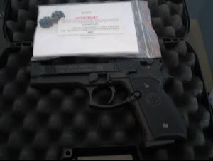 KJW M9A1 Full Metal CO2