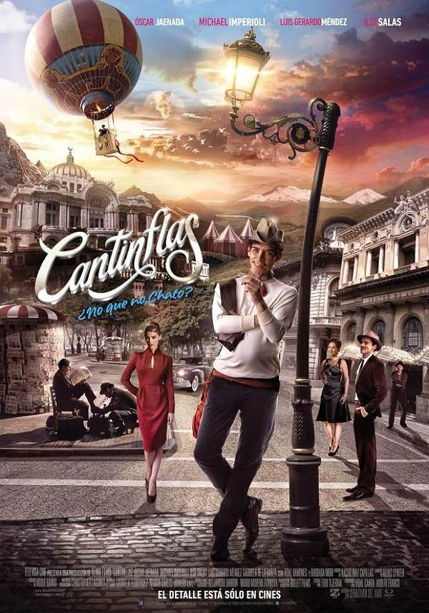 Descarga Cantinflas 1080p (2014) 1 link Audio Latino