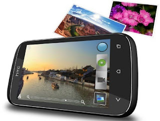 HTC Desire C Ponsel Android Kamera 5 MP Harga 1 Jutaan