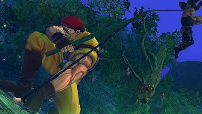 Ultra Street Fighter IV-RELOADED Game Pc Terbaru