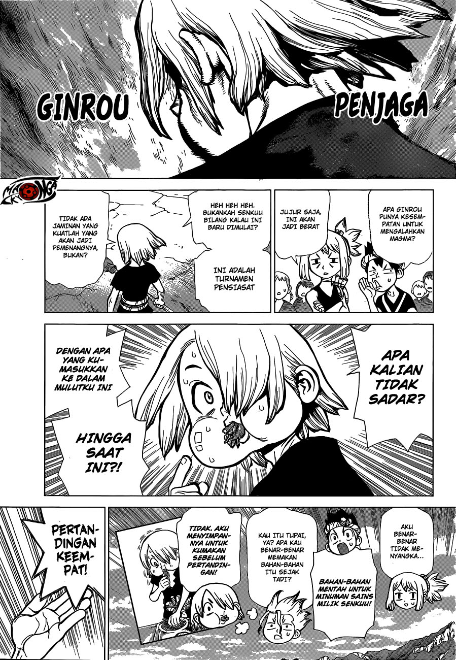 Dr. Stone Chapter 36-15