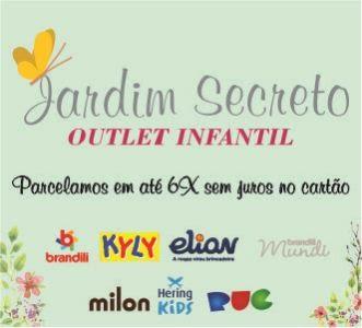 JARDIM SECRETO OUTLET INFANTIL