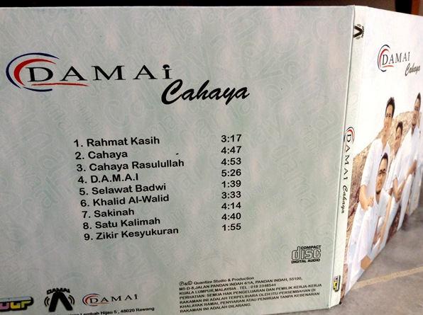 kumpulan nasyid terbaru 2013, pelancaran album nasyid terbaru 2013, kumpulan damai, album kumpulan damai, kumpulan nasyid best