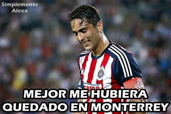 Memes de las Chivas4