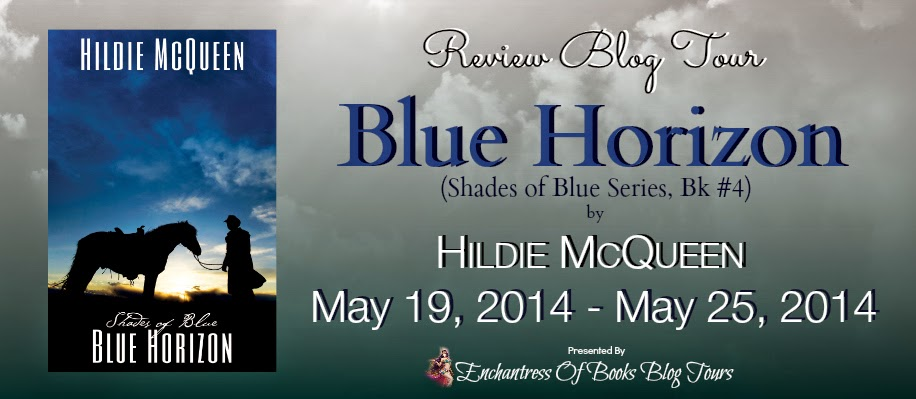 Book Tour Review: Blue Horizon by Hildie McQueen