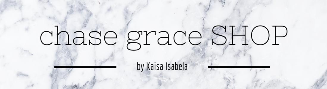 chase grace shop
