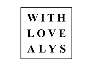 With love, Alys