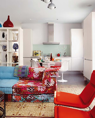 Colorful Interior Design