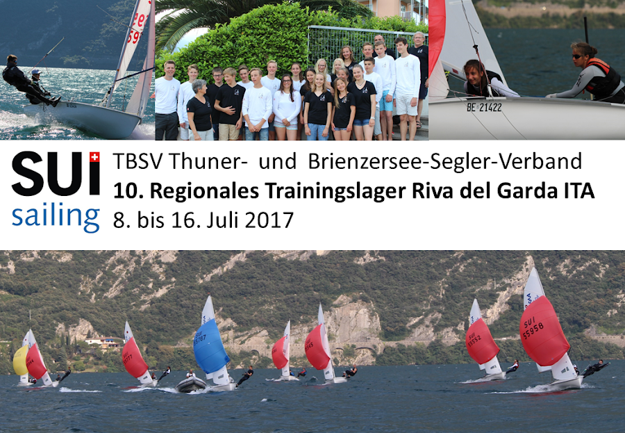 420 470 Trainingslager Riva