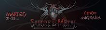 Sangre de Metal en Sonicatv