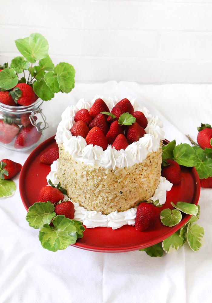 Strawberry Shortcake - Happy Birthday to Me